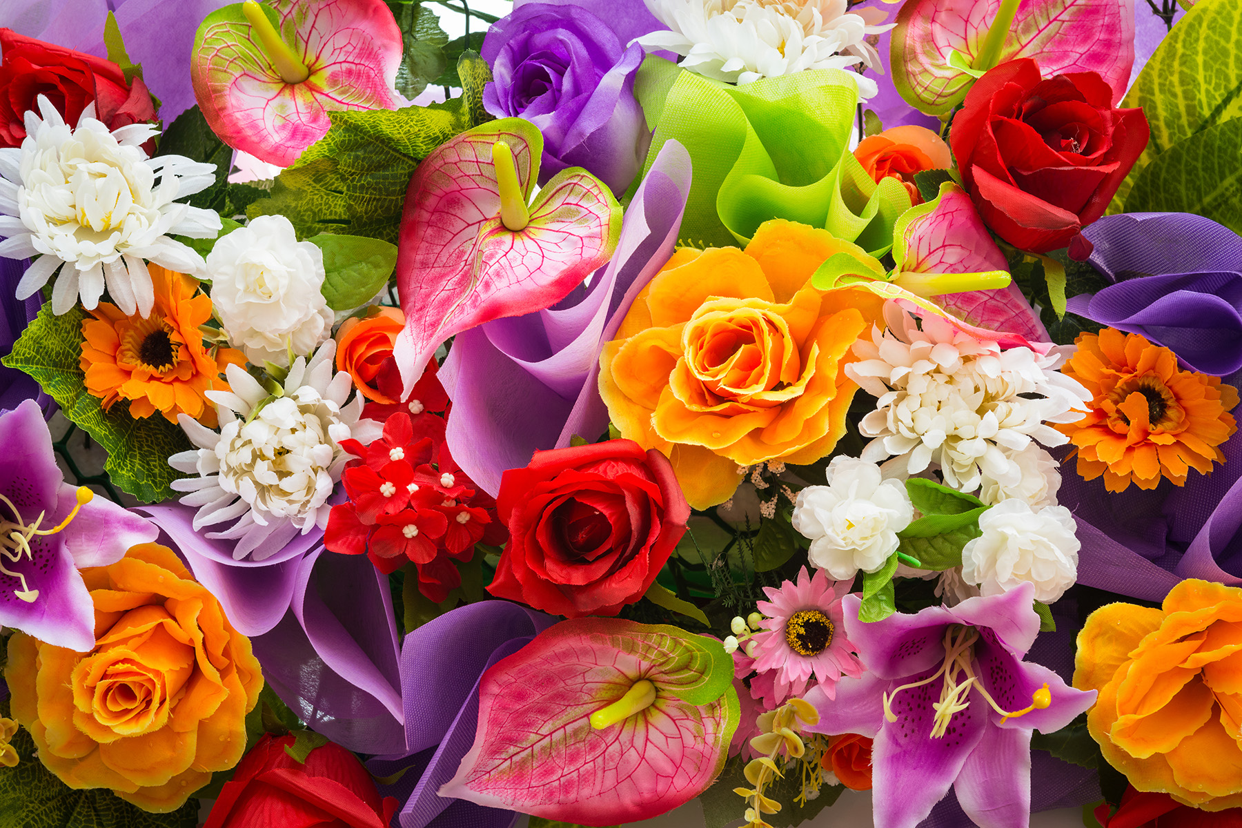 International Flower Relations The Meaning Of Flowers Expatica