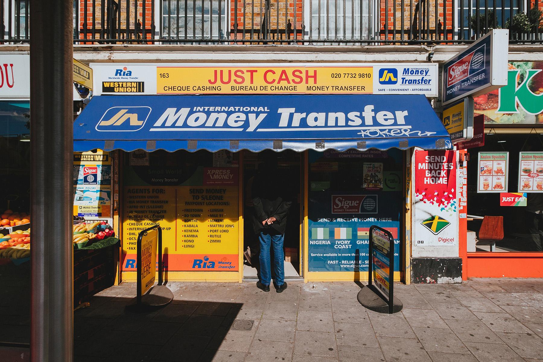 International Money Transfers Send