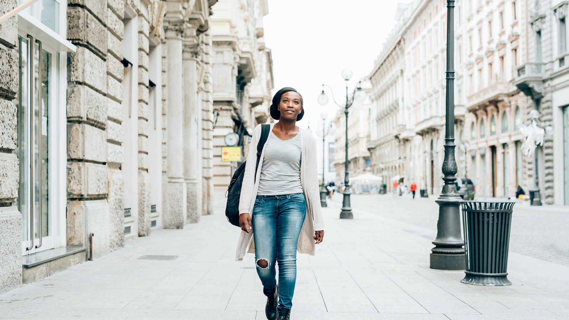 The realities of being a black woman abroad