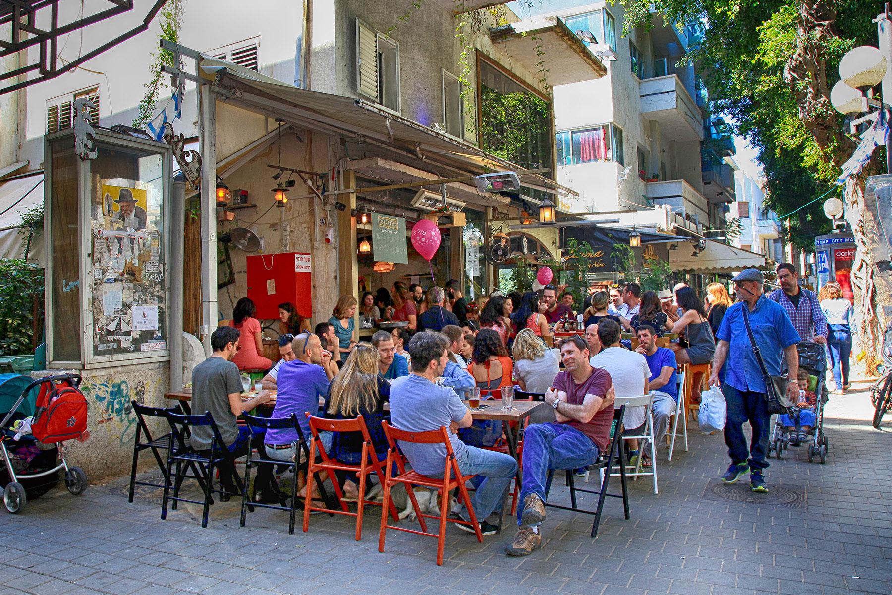 Drinks in Tel Aviv