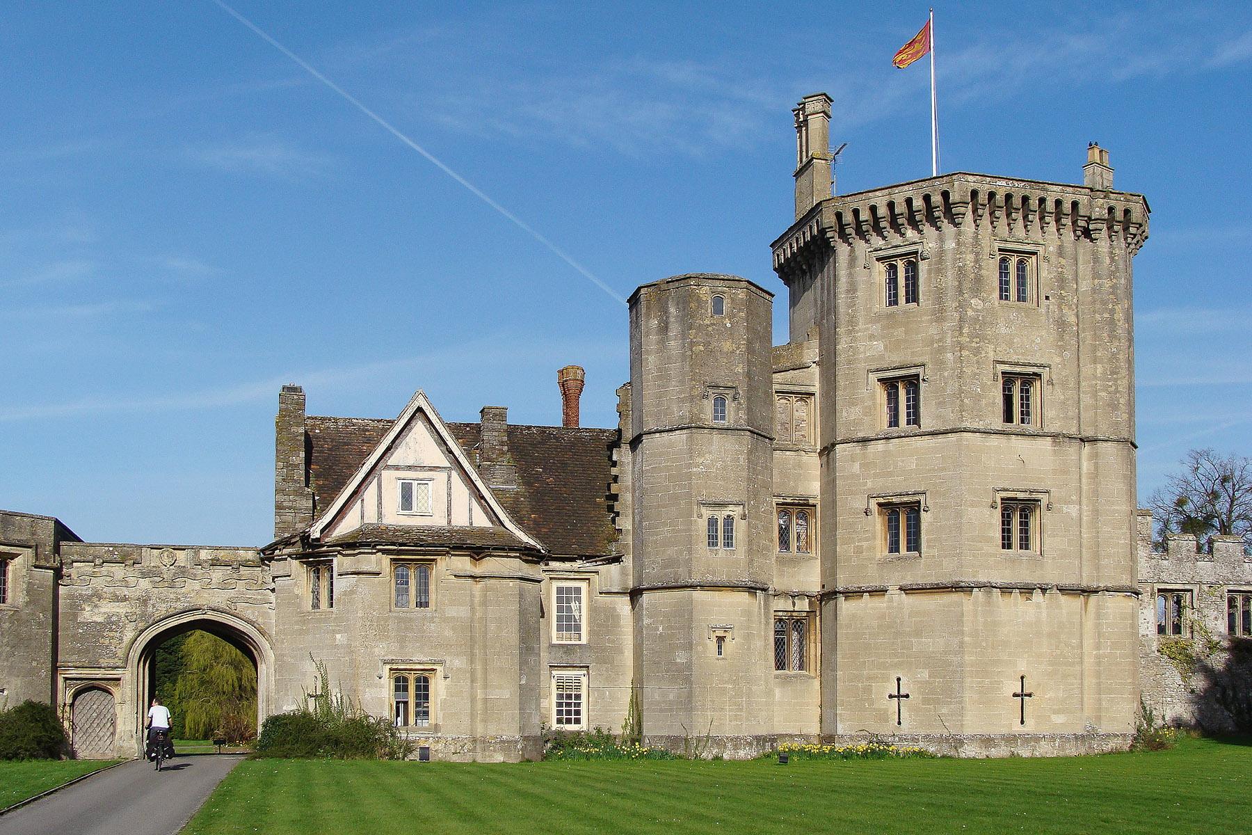 Thornbury Castle, England