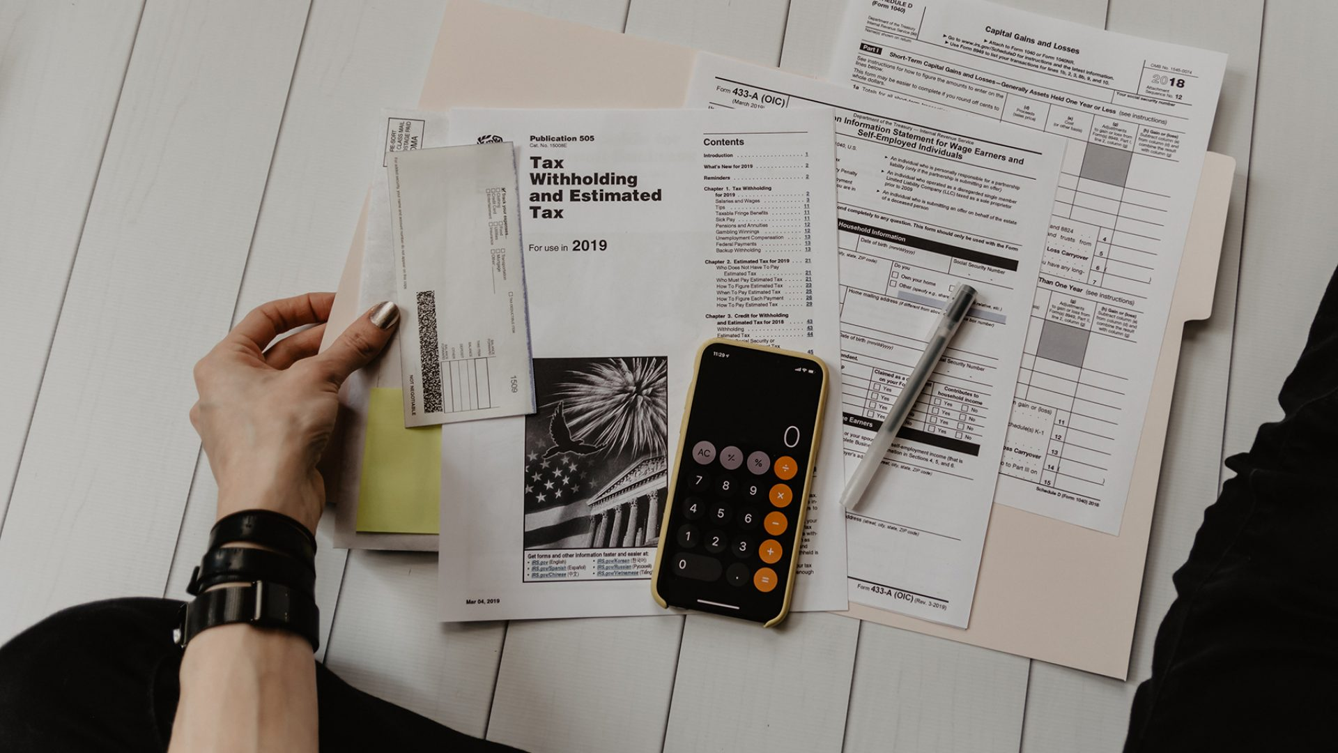 Filing US taxes abroad