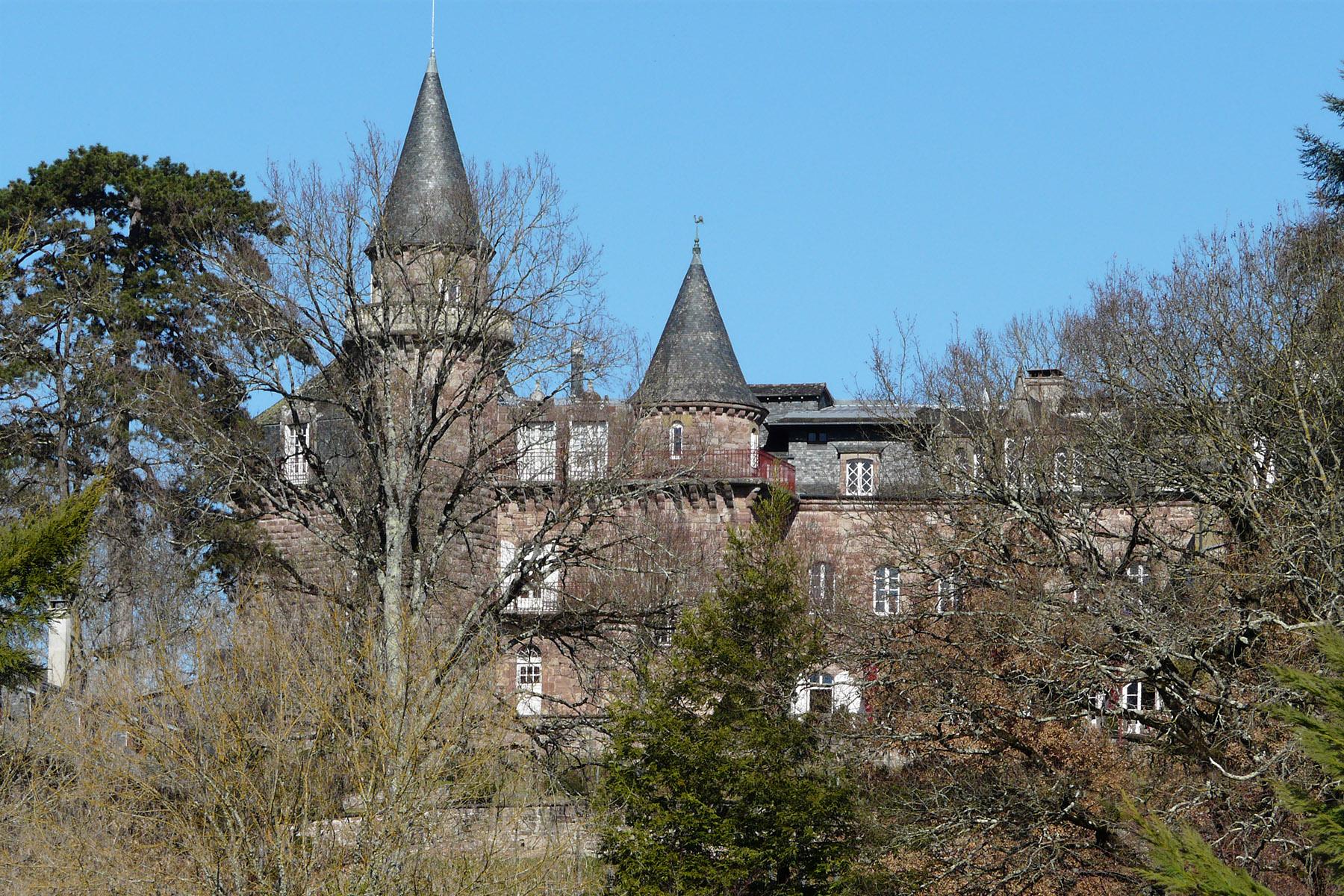 Castel Novel, France