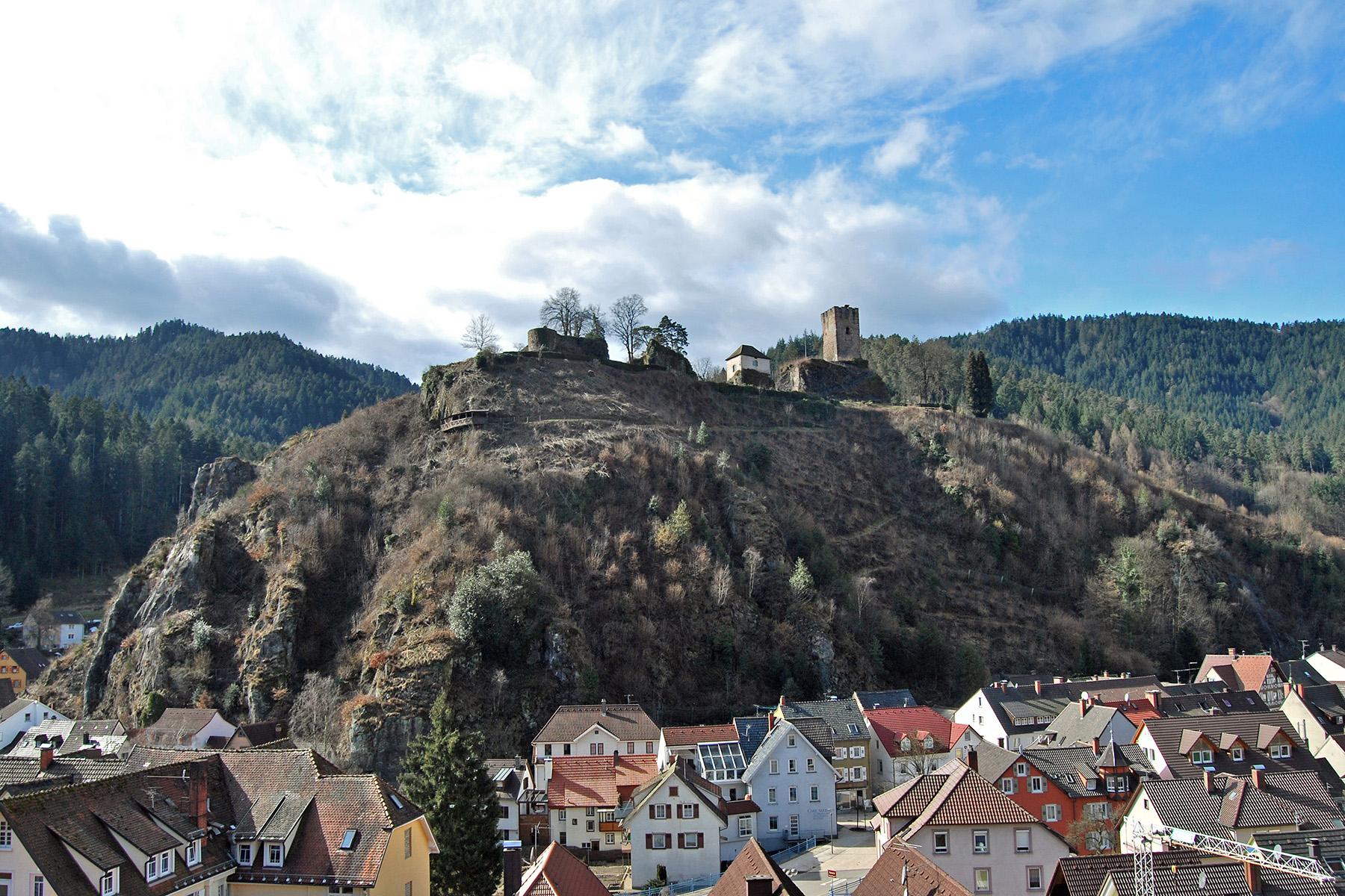 Schloss Hornberg, Germany