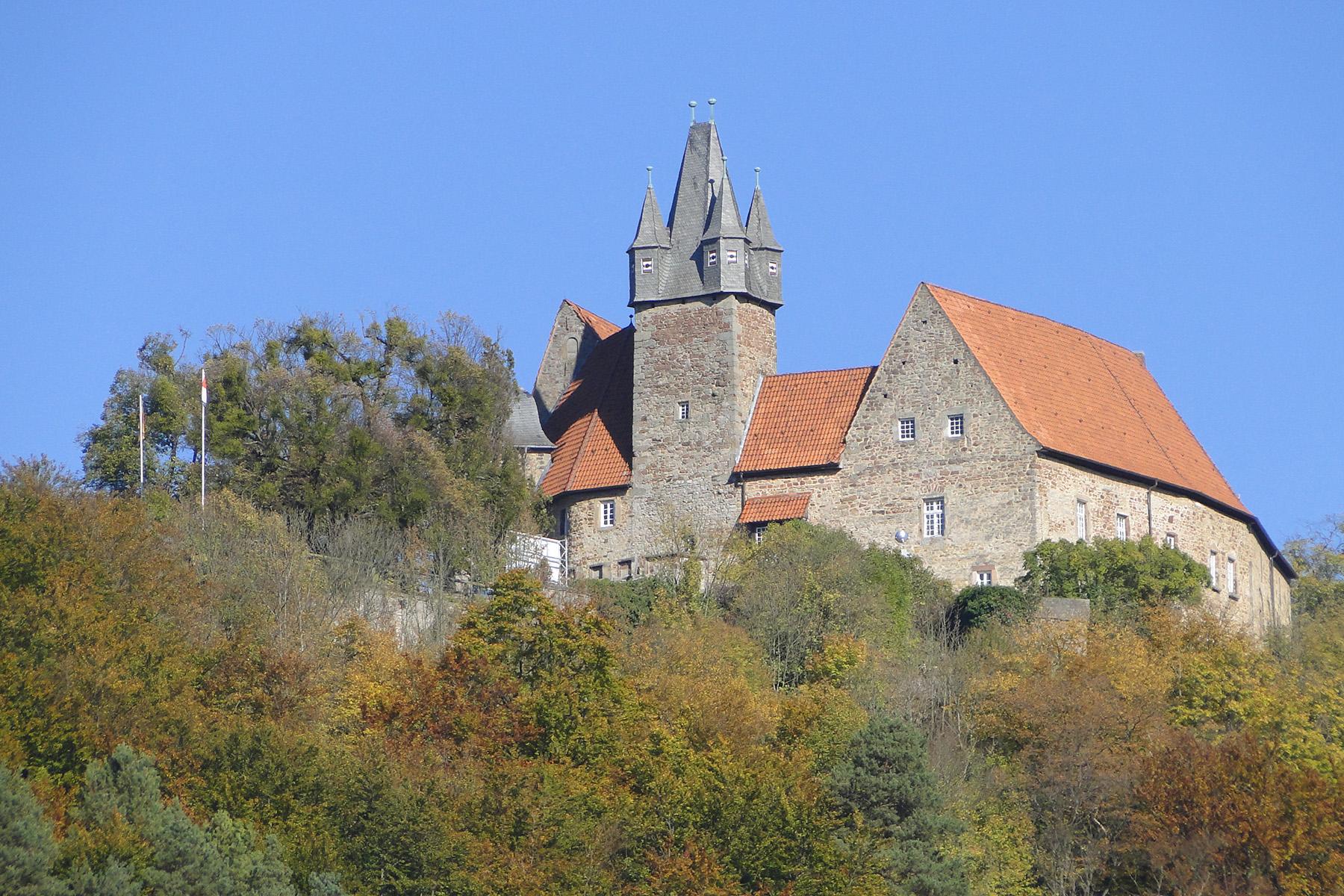 Schloss Spangenberg, Germany