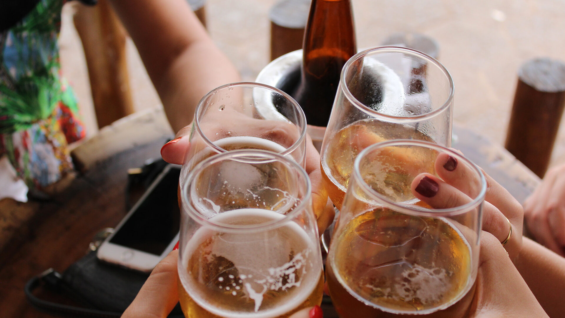 How to say 'cheers' in 50 languages