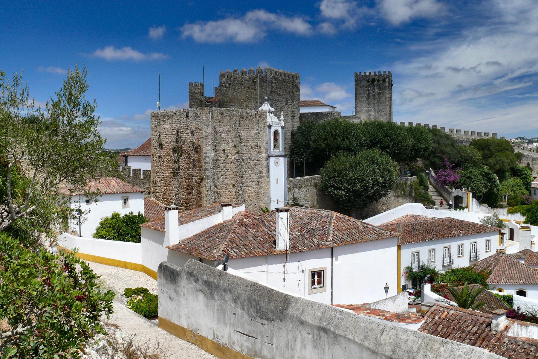 Castle Óbidos, Portugal