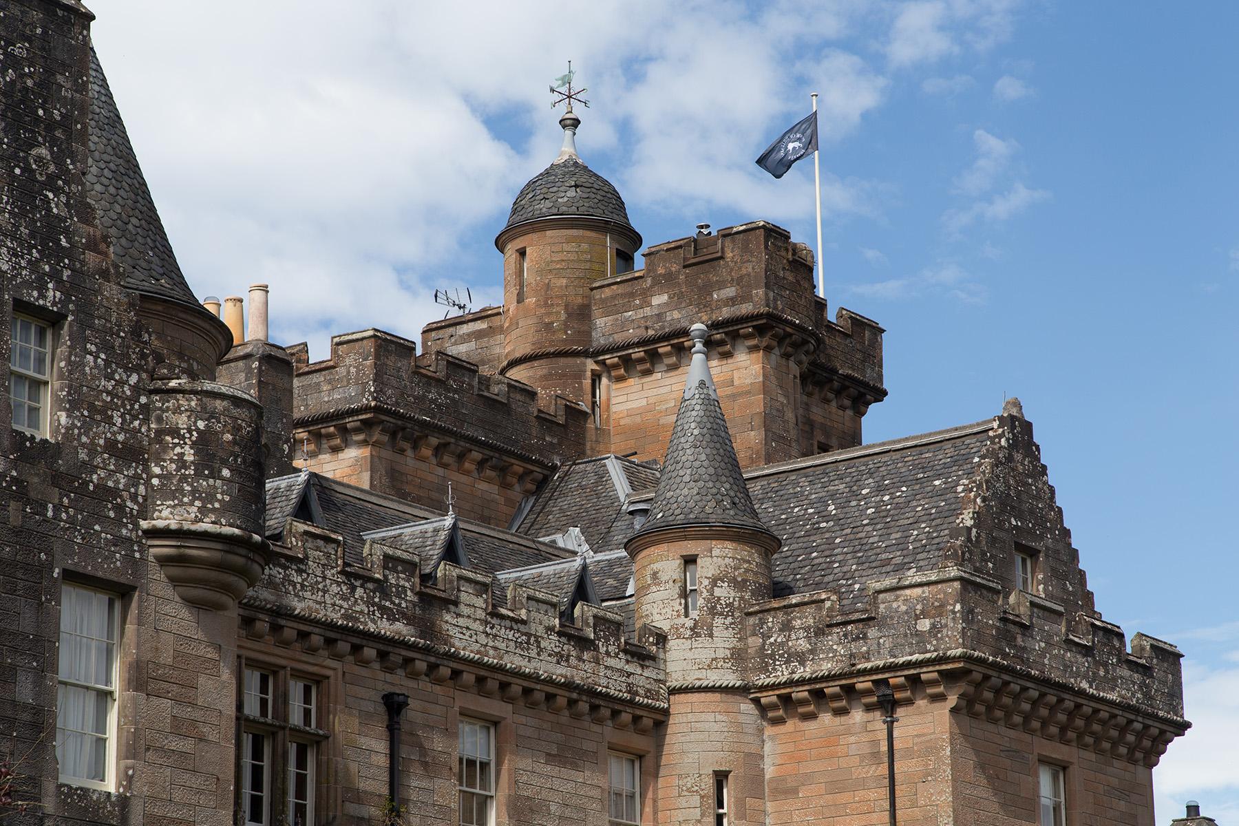 Glenapp Castle, Scotland