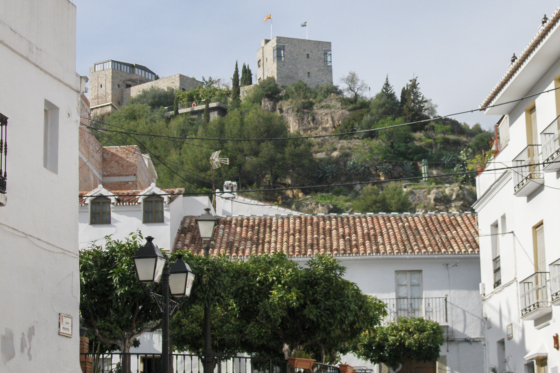 Castillo de Monda, Spain