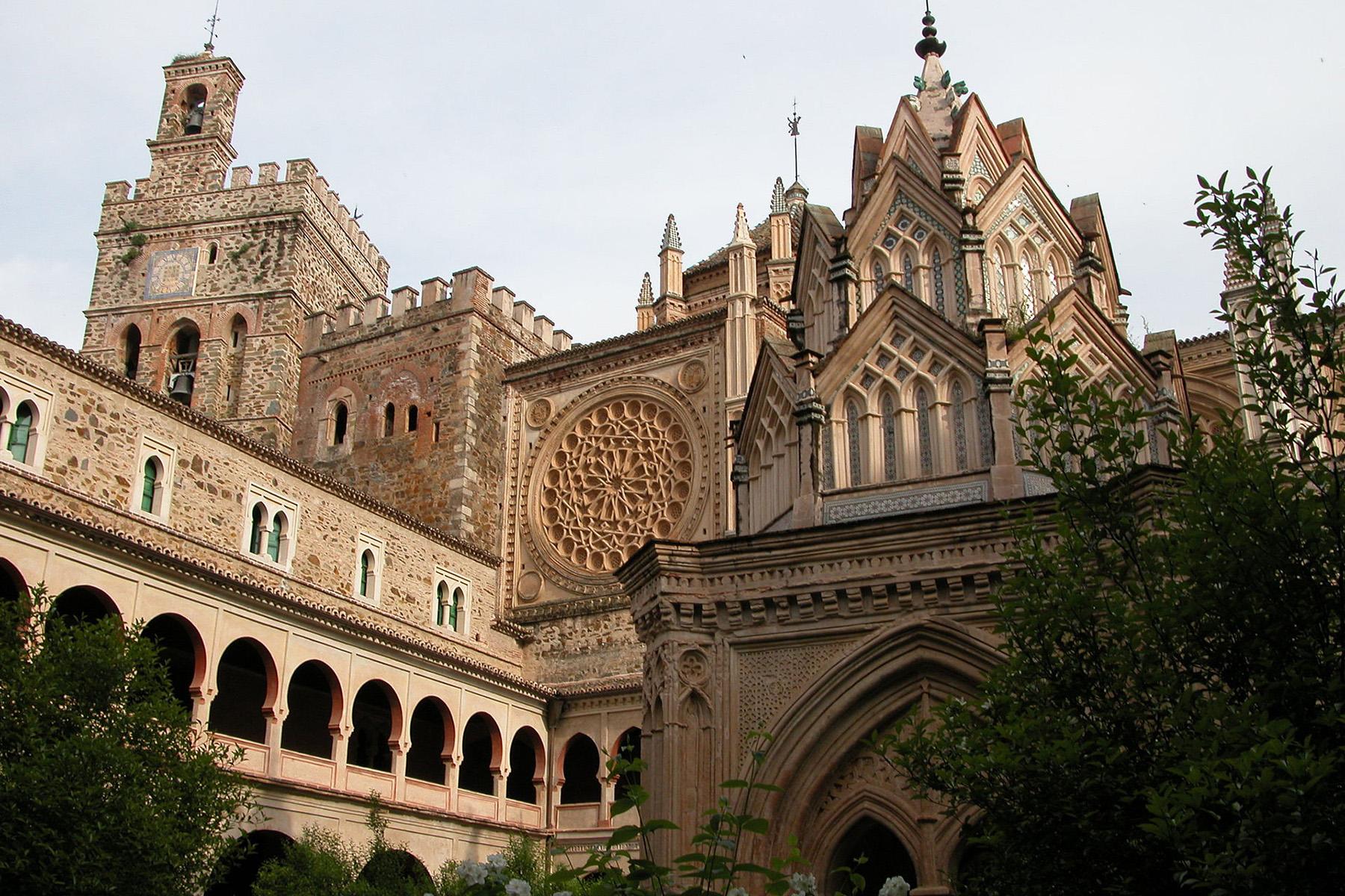 Real Monasterio de Nuestra Señora de Guadalupe, Spain