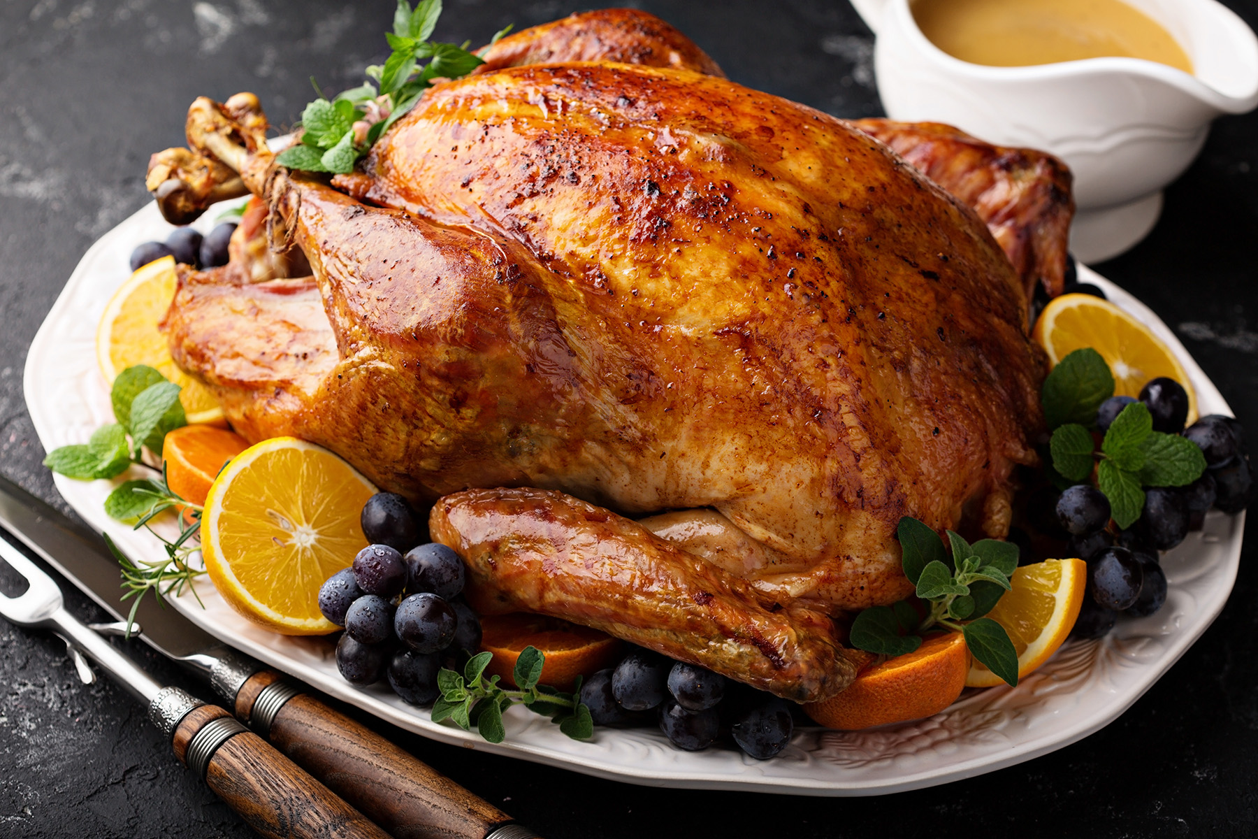 If there's one thing that almost every family agrees on, it's having a turkey as part of a Thanksgiving meal.