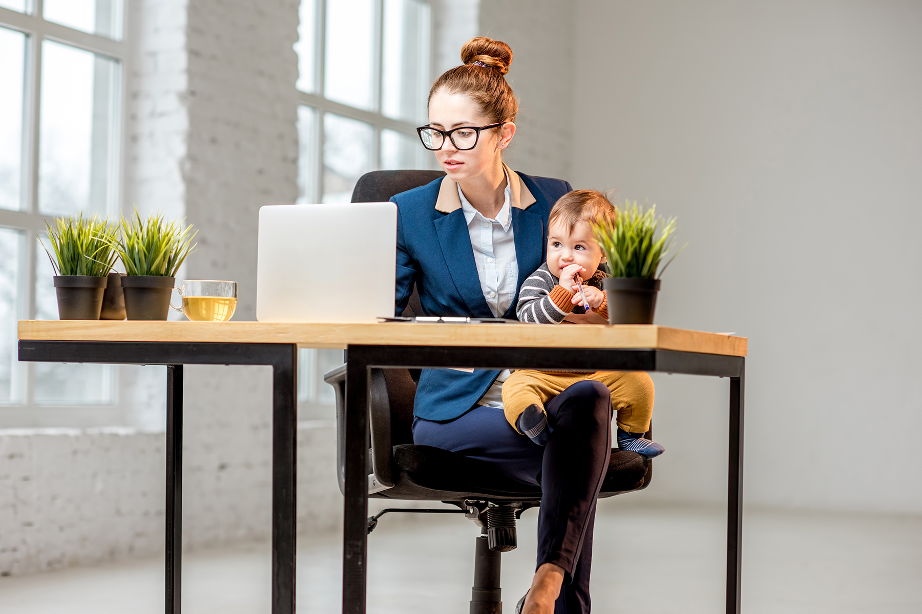 Career planning for stay-at-home moms