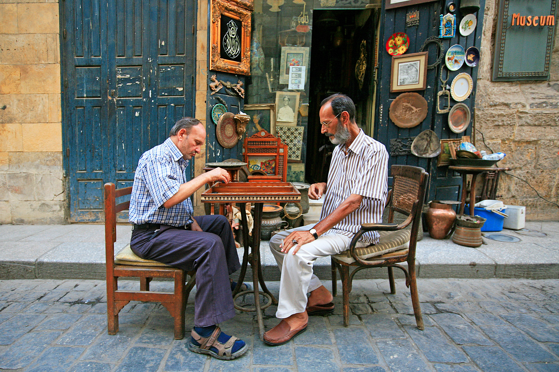 A street in Cairo