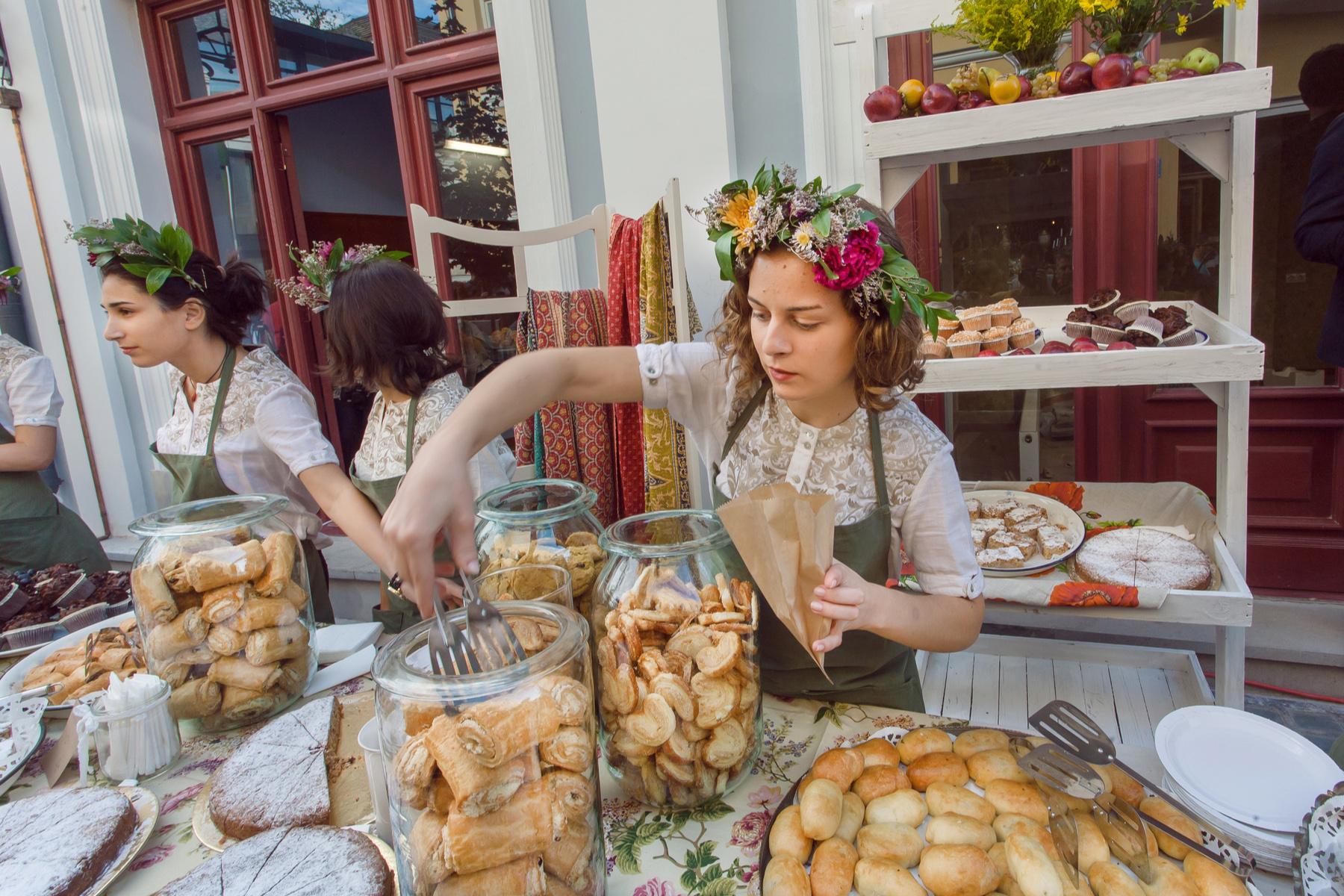 Market in Tbilisi