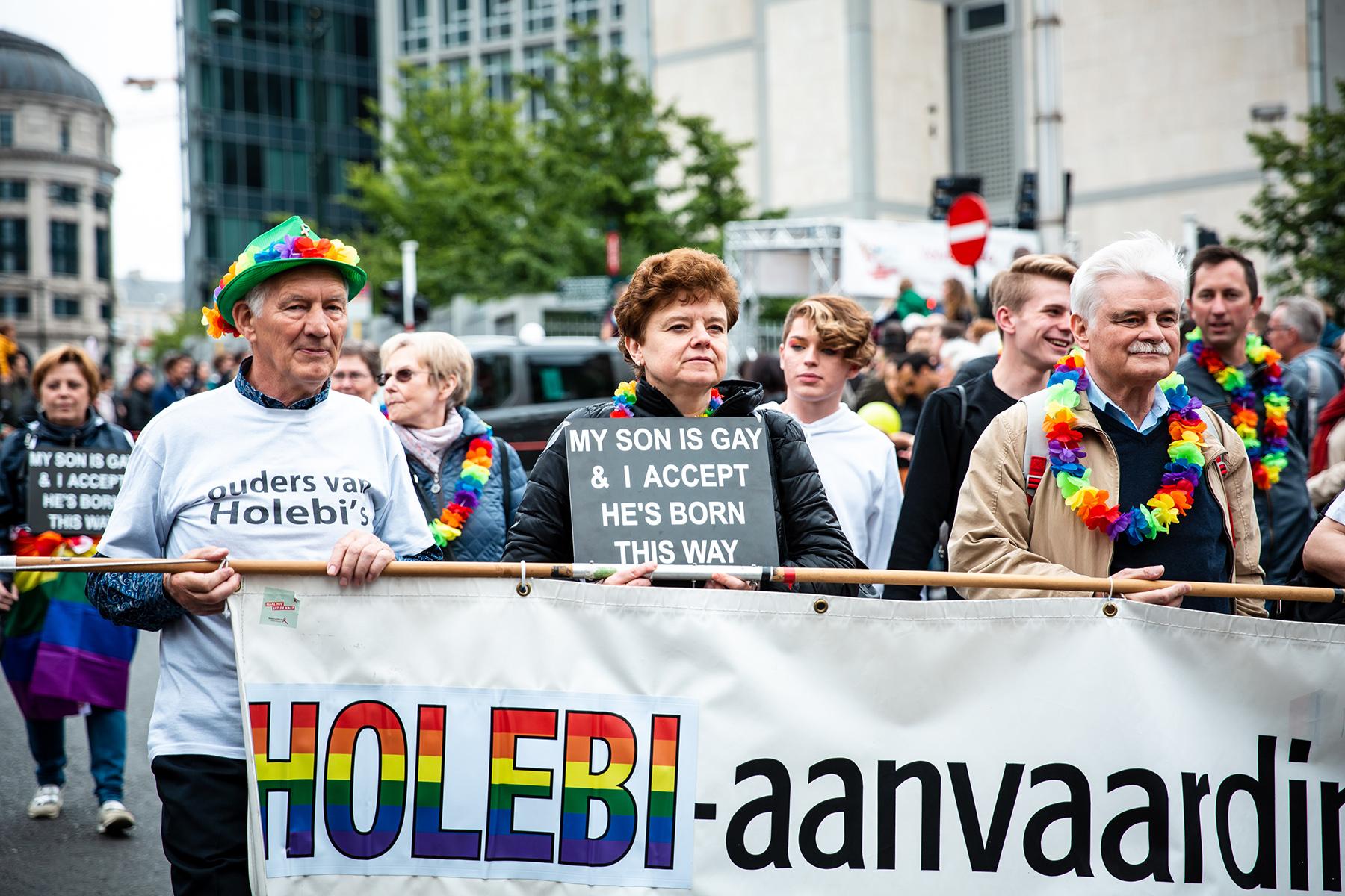 Brussels Pride Parade