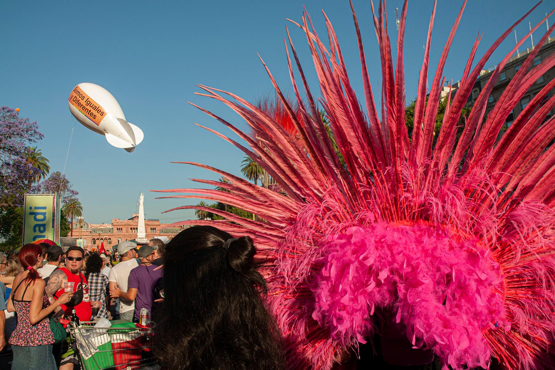 Buenos Aires Pride Parade