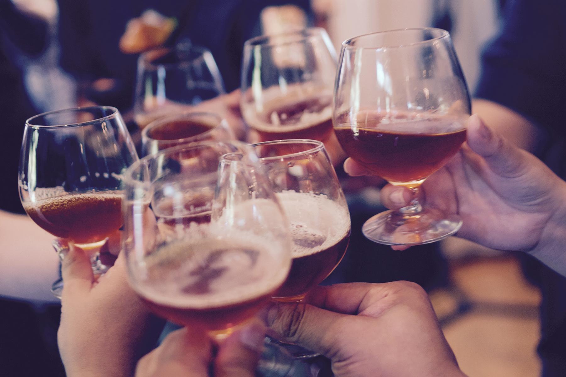 European craft beer