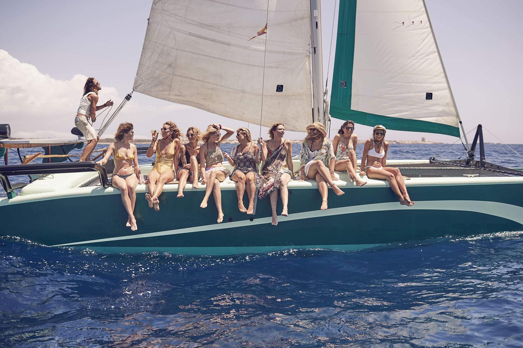 La Belle Verde boat