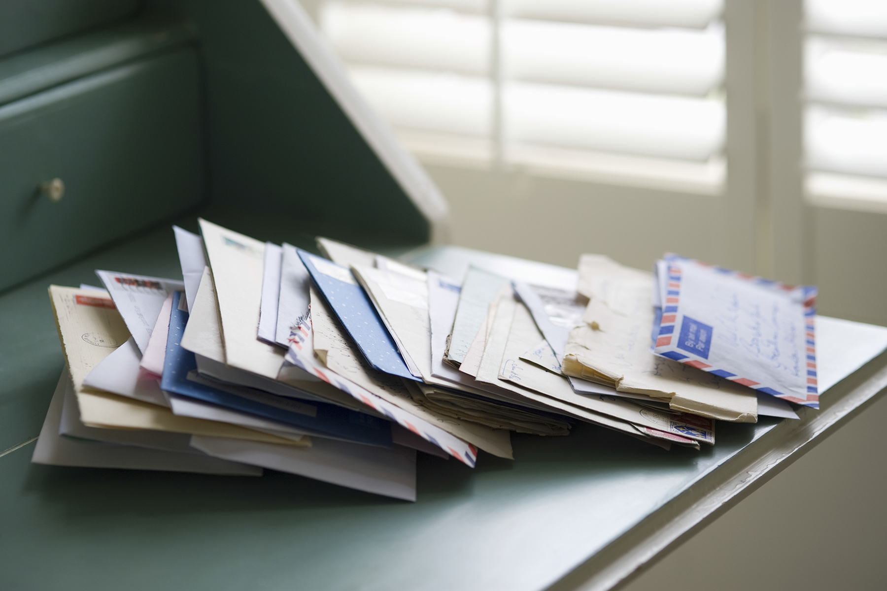 Moving out checklist: forward your mail