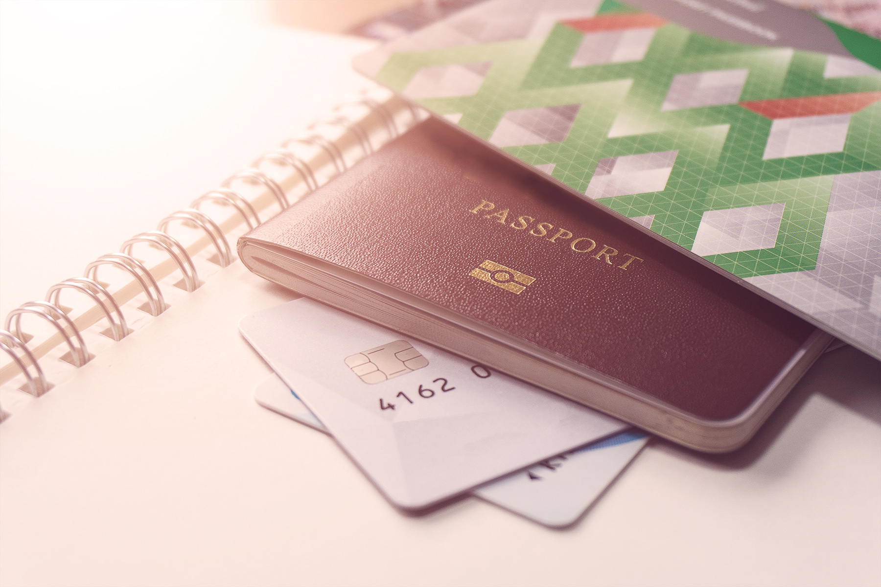 moving out checklist: passport and ids