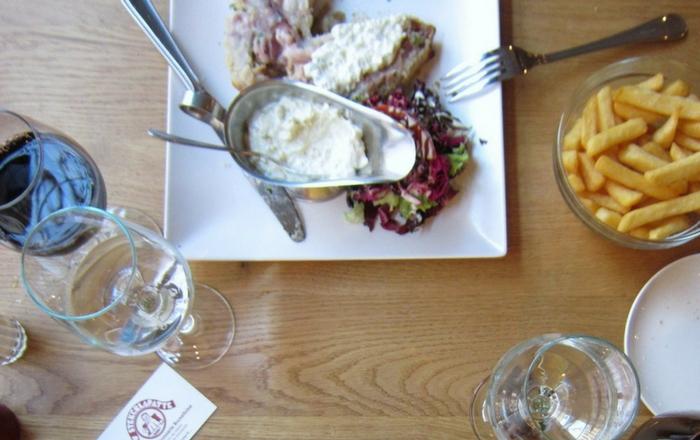 Brasseries restaurants Belgium: Au Stekerlapatte