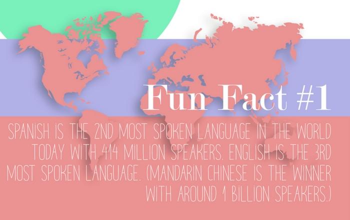 Fun fact one