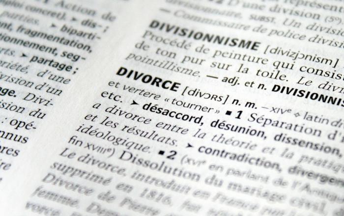Divorce law in the UK