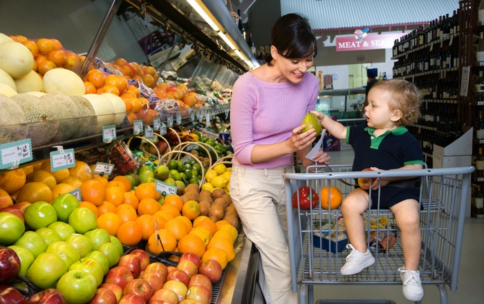Luxembourg prices: Groceries