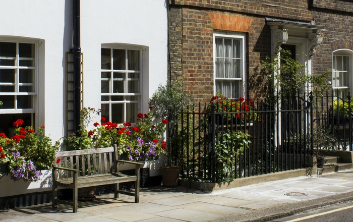 living in London - living in Camden Town