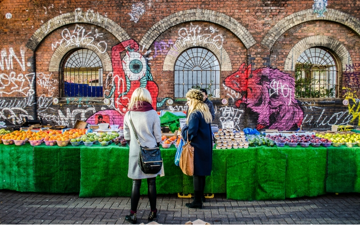 Top 10 places to live in London: Shoreditch, Hoxton and Brick Lane