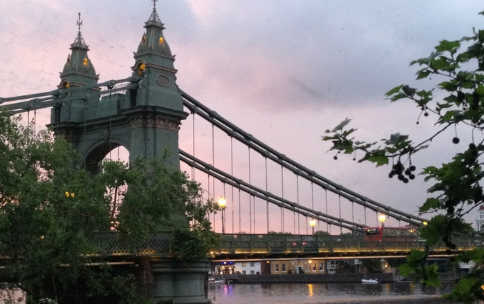 Top 10 places to live in London: Hammersmith