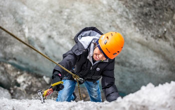Mountain activities in Italian Switzerland
