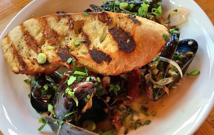 Seafood in Belgian cuisine