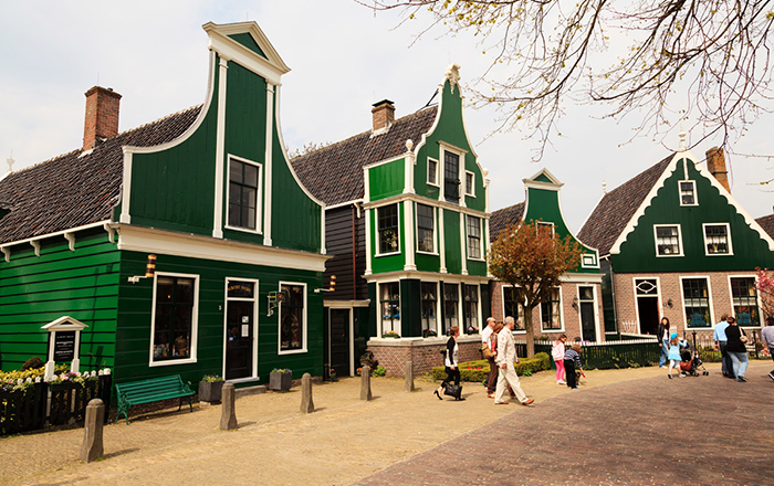 House prices in the Netherlands