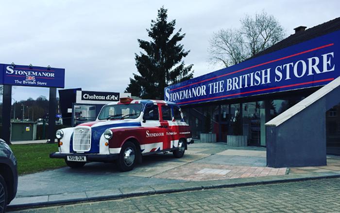 The Stonemanor British Store