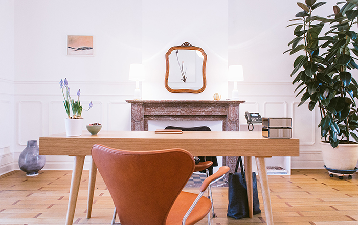 Co-working spaces in Belgium
