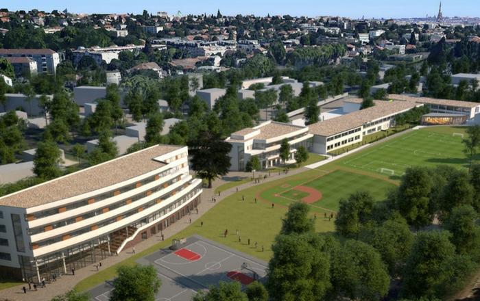 Campus American School of Paris