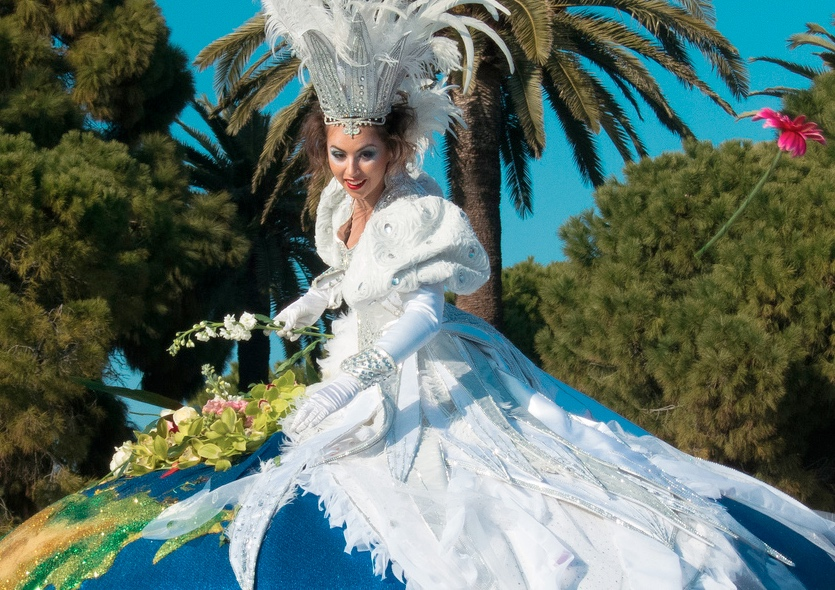 Top French Festivals - Nice Carnival