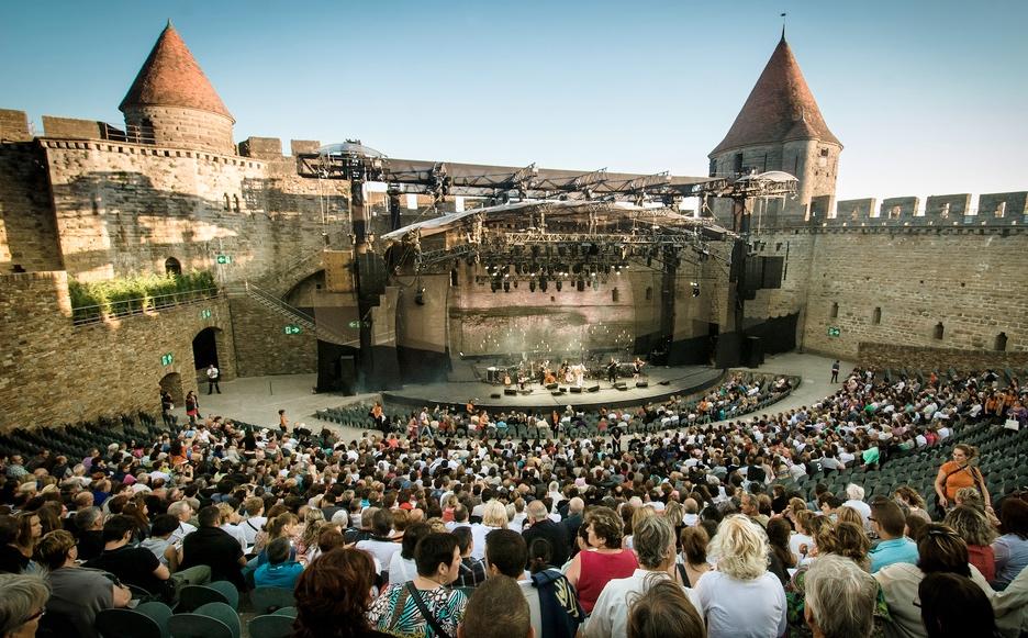 Top French Festivals - Carcassone Festival