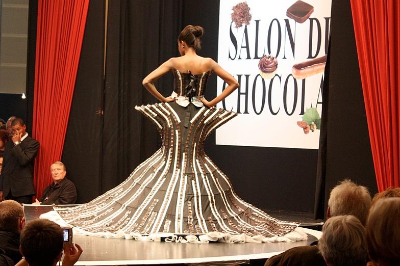 Top French Festivals - Le Salon du Chocolate