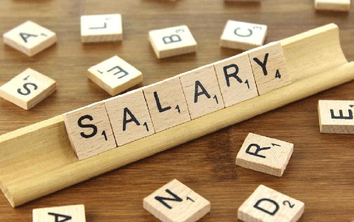Average salaries in Belgium