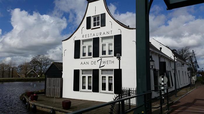 Restaurant aan de Zweth in Delft