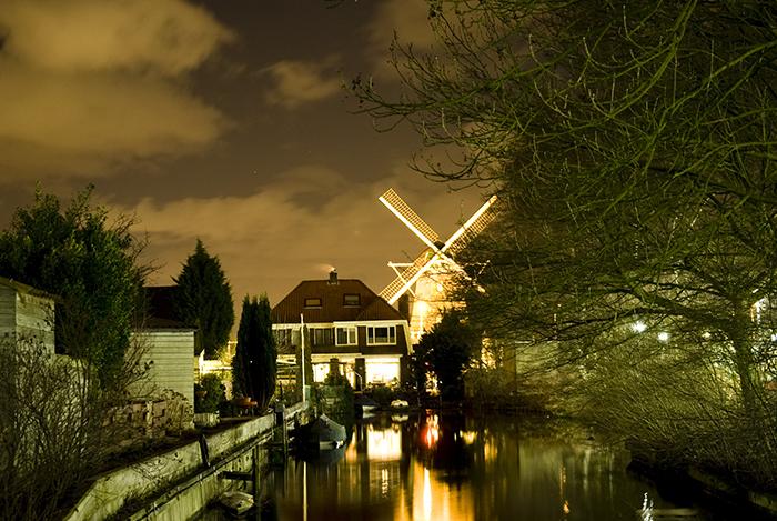 Amstelveen by night