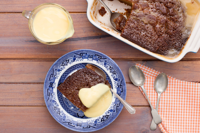 Melva pudding