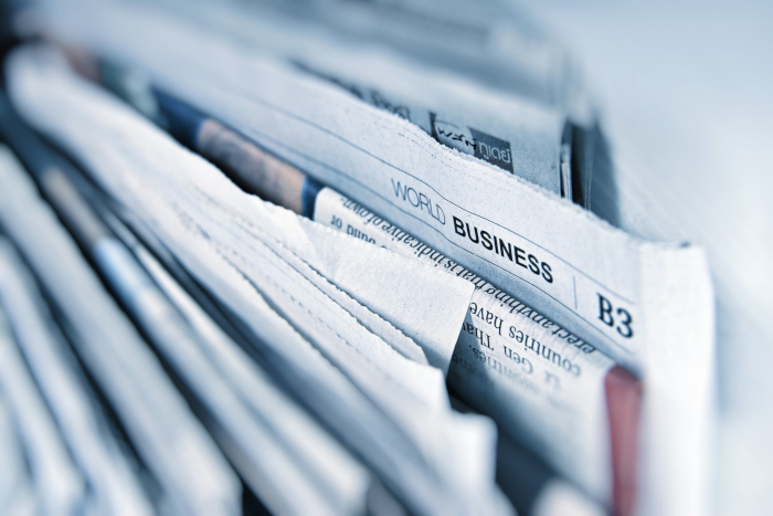 Business papers in the Netherlands