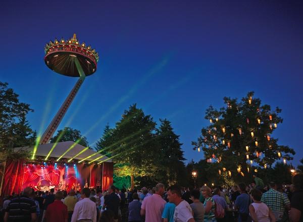 the Efteling Summer Festiva
