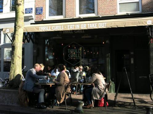 Thrill Grill Cafe