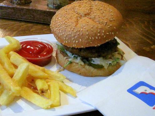 Burger Bar Cafe