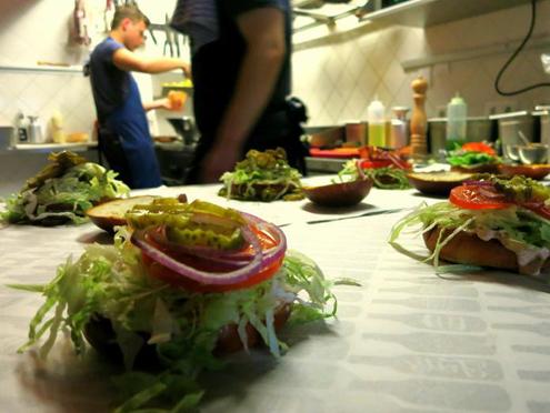 Frits Burgers & Bier Cafe