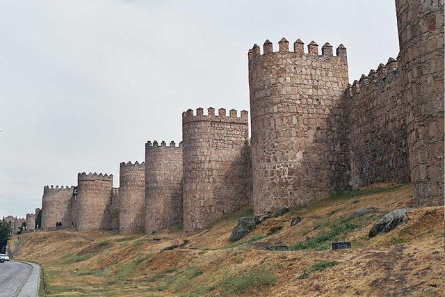 Top UNESCO sites Spain: Ávila